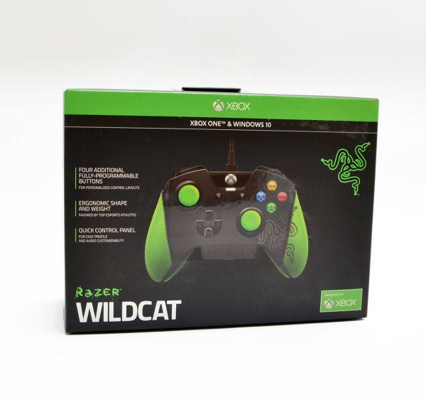 Razer Wildcat Gamepad kabelgebunden für Xbox ONE