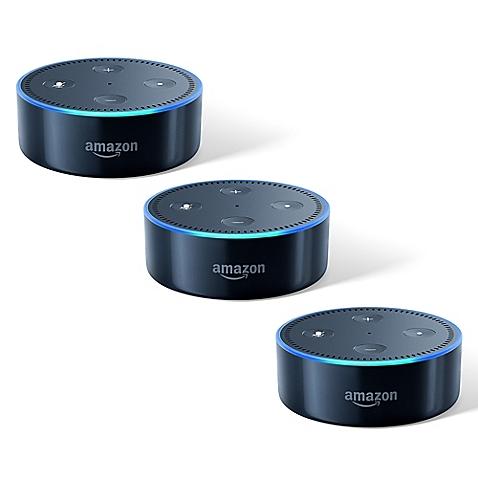 [Medimax] 3 Echo Dots zum Preis von 2! ->Bundesweit<-