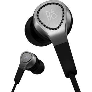 B&O Bang Olufsen BeoPlay H3 Light In-Ear Remote Headset silber