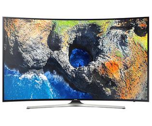 """Samsung UE55MU6179 - 55"""" UHD TV mit Triple-Tuner (auch DVB-T2)"""