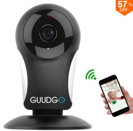 GUUDGO GD-SC11 960P Mini Cloud WIFI IP Camera