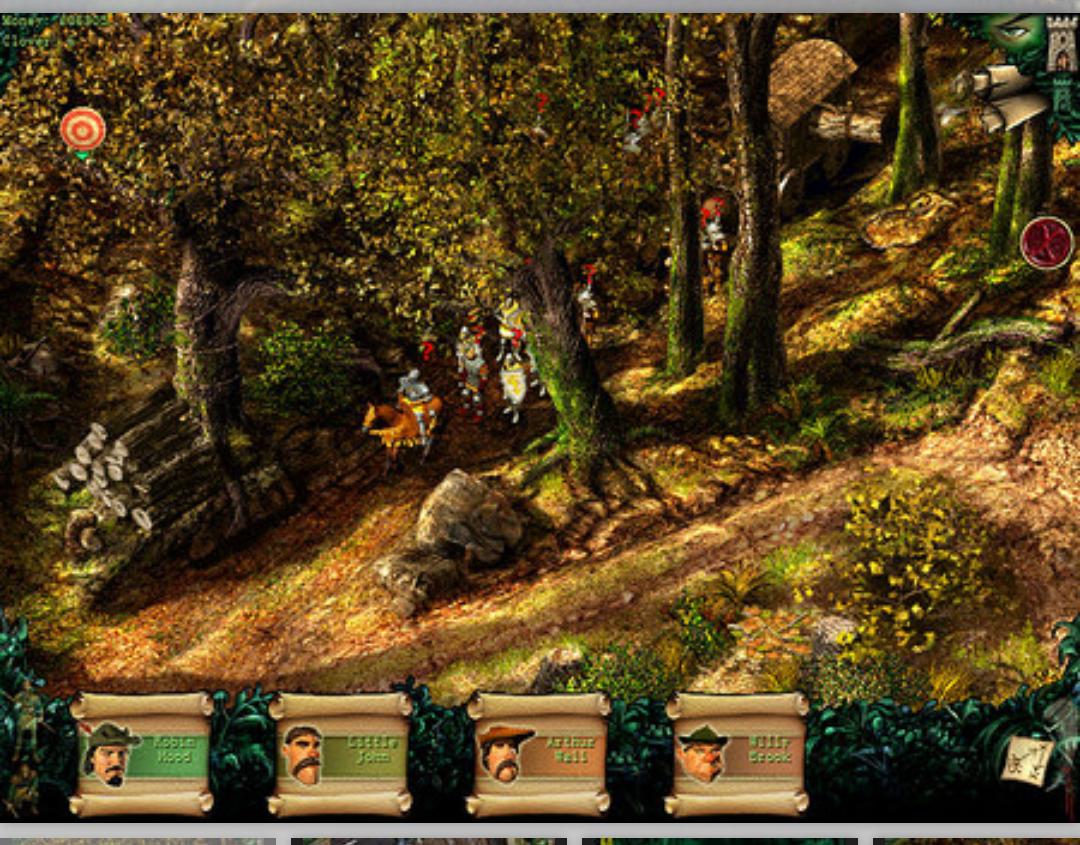 GOG Robin Hood - The legend of Sherwood und viele andere Games bis zu 80% günstiger