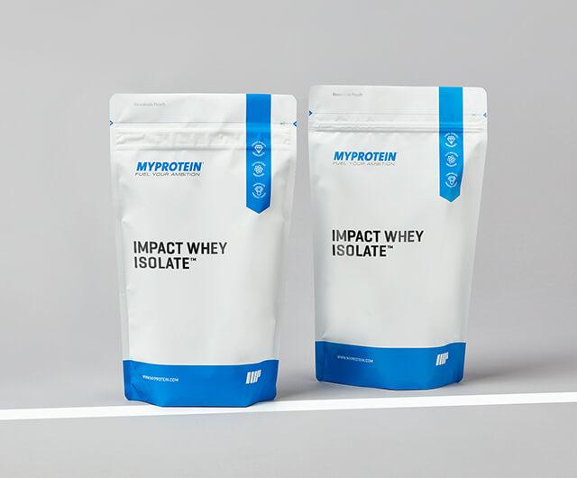 30% bzw. teilweise 50% Rabatt bei MyProtein
