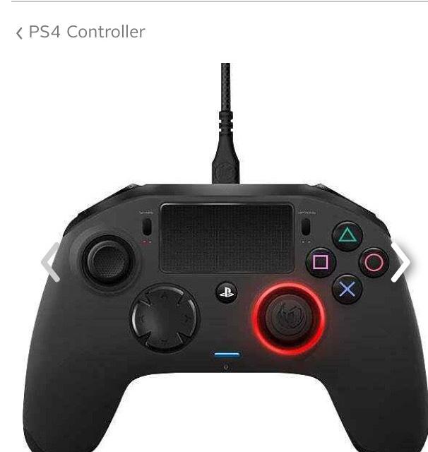 nacon PS4 Revolution Pro 2 Controller
