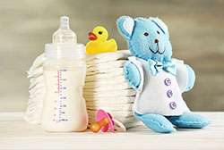 [Getnow München & Berlin] Pampers Baby Dry (Bsp. Gr. 5 14,5Cent/St.)