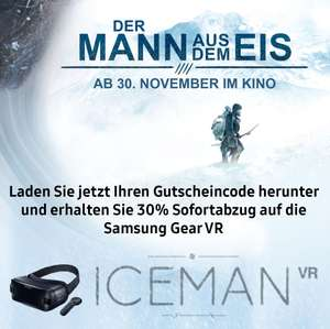 Gear VR with Controller (SM-R325) + Aktionsgutschein für 89 €