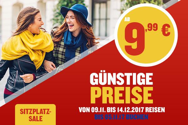 Ryanair Sitzplatz-Sale Flüge ab 4,99€ (Nur Hinflüge)