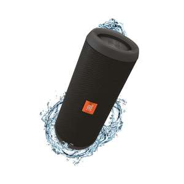 JBL Flip 3 Bluetooth-Lautsprecher generalüberholt schwarz für 58,49€ [JBL]