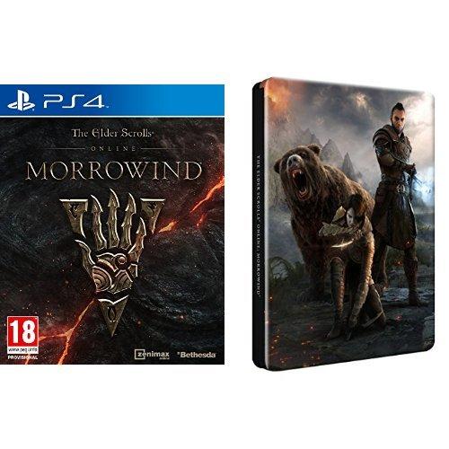 The Elder Scrolls Online: Morrowind (PS4) Steelbook Edition (exkl. Amazon) für 19,88€ & Standard für 13,16€ (Amazon UK)