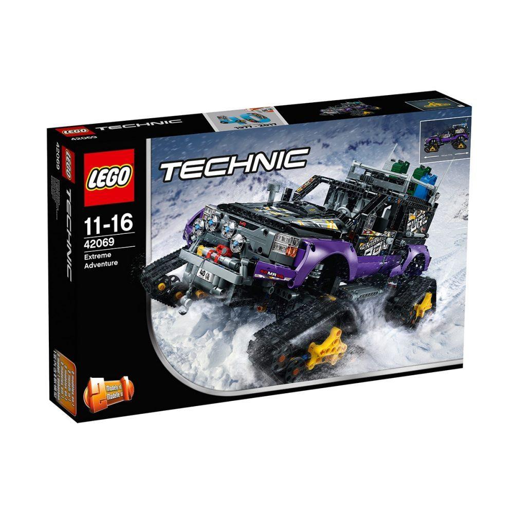 [interspar.at][42069]LEGO Technic  Extremgeländefahrzeug für 76,82 durch Newslettergutschein