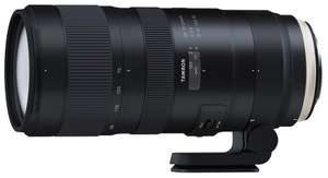 [Amazon.es] Tamron SP 70-200 mm F/2.8 Di VC USD G2 [Canon-Bajonett] für ca. 1050€