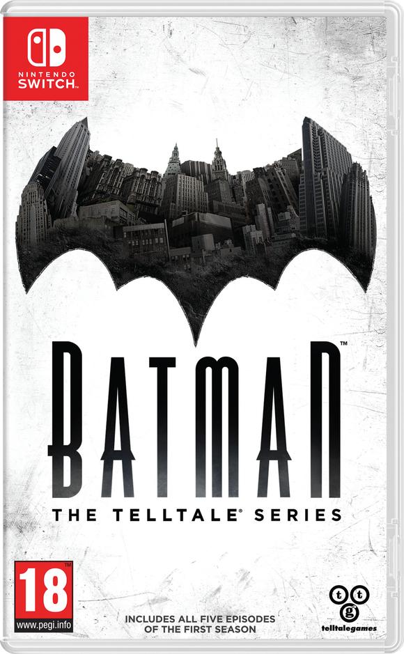 Batman: A Telltale Game Series (Switch) für 22,95€ (Coolshop)
