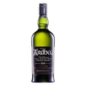 [REAL] Ardbeg 10 Jahre Islay Whisky 46% 0,7l