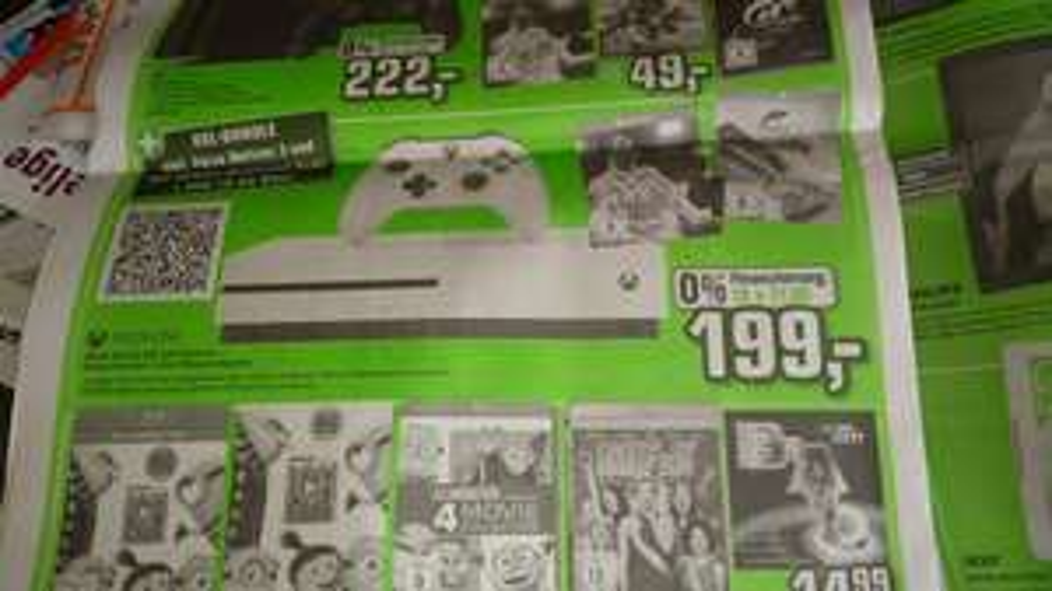 Xbox One S 500gb Forza Horizon 3 Bundle (Hotwheels) mit FIFA 18