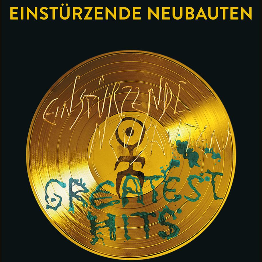 Einstürzende Neubauten - Greatest Hits - 2 Tickets (PK1) zum Preis von einem / 15.11. Duisburg für 80,50€