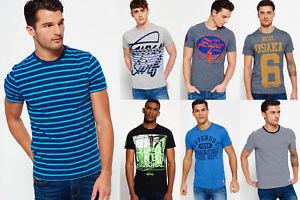Superdry T-shirts Versch. Modelle und Farben