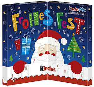 [AMAZON] Plusprodukt  Kinder Mix Tisch-Adventskalender