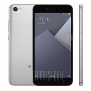"Xiaomi Redmi Note 5A 5,5"" Global Version - GRAY"