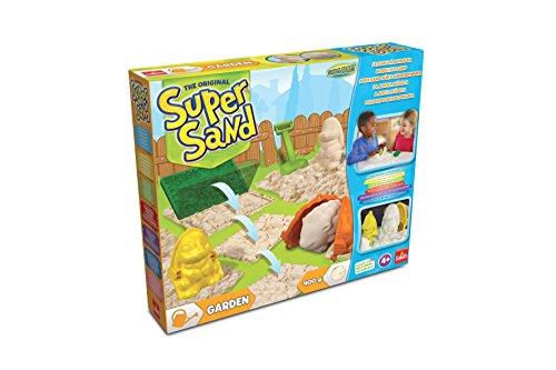 [Amazon Prime] Super Sand - Garten Set (400g Sand + Förmchen)