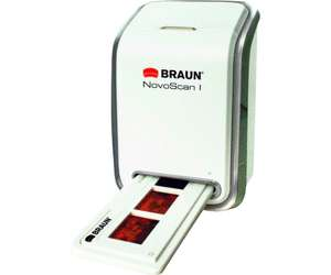 Plus und Netto - Diascanner Braun Photo Technik NovoScan I
