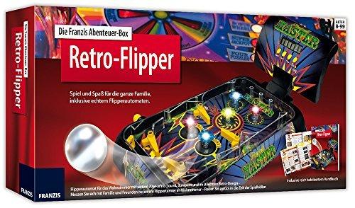 (AMAZON) Franzis Abenteuer-Box Retro-Flipper der 70er für 30,96€