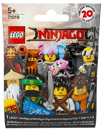 5x Lego Mini Sammelfiguren für 10 EUR bei Toys'R'us (nur offline)