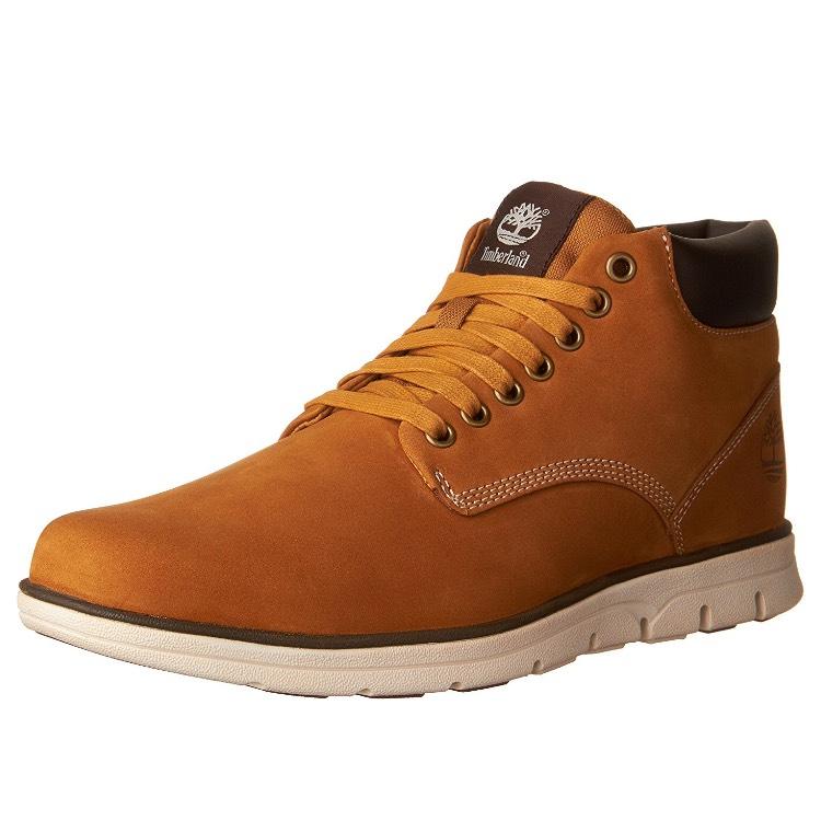 Timberland Bradstreet Chukka Boots ( Wheath Nubuck/Gelb)