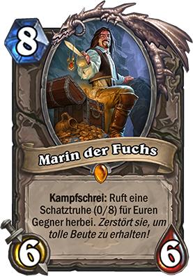 [Hearthstone] Free Legendary - Marin der Fuchs