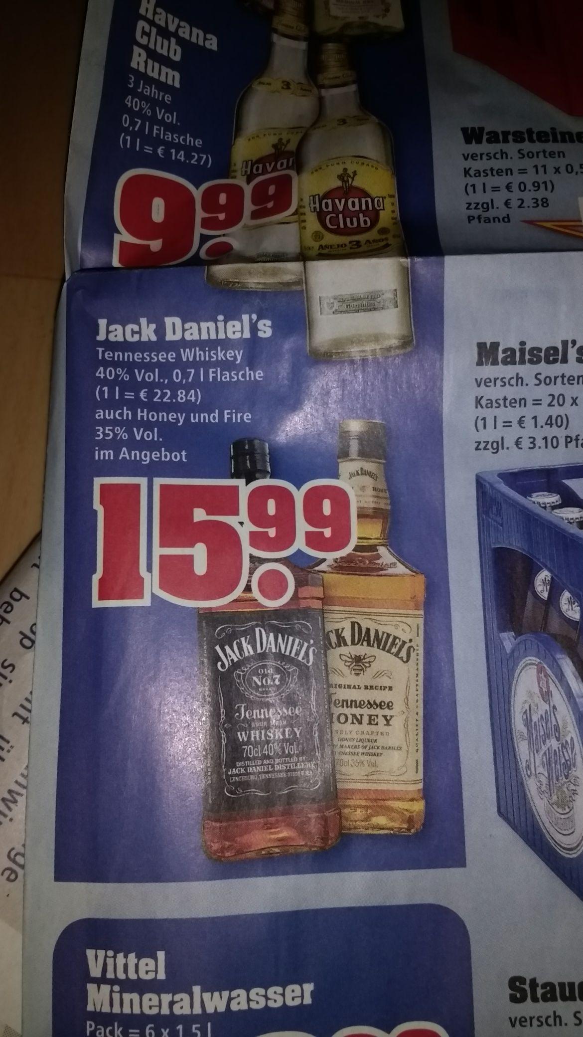 [trinkgut] Jack Daniel's 0,7l