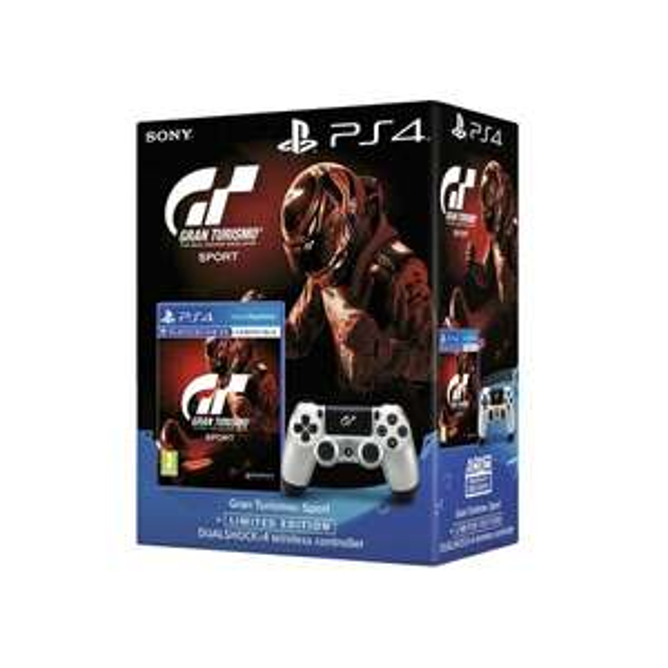 Gran Turismo  GT Sport & Dualshock Limited Edition Pack Ps4 ink. Versand (Shop 4.de)