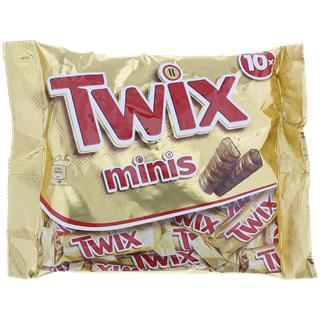 [Action Filialen] Twix / Bounty / Milky Way Minis-Packung (7-14 Stück) für 1,22€