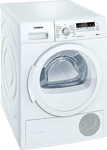 [Amazon oder MM] Siemens iQ700 WT46W261 iSensoric Wärmepumpentrockner / A++ / 8 kg / Weiß / Selbstreinigender Kondensator / softDry-Trommelsystem / Super40