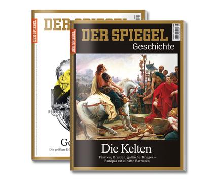 2 Ausgaben Spiegel Geschichte Gratis. Kündigung Notwendig