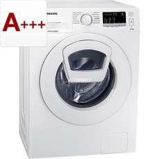 Samsung WW80K4420YW/EG, Waschmaschine, 8kg, 1400 U/Min, AddWash, Mengenautomatik, Digital Inverter Motor