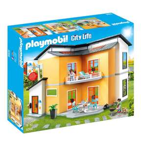 Playmobil City Life - Modernes Wohnhaus 9266 + optional Payback 10 Fach °P