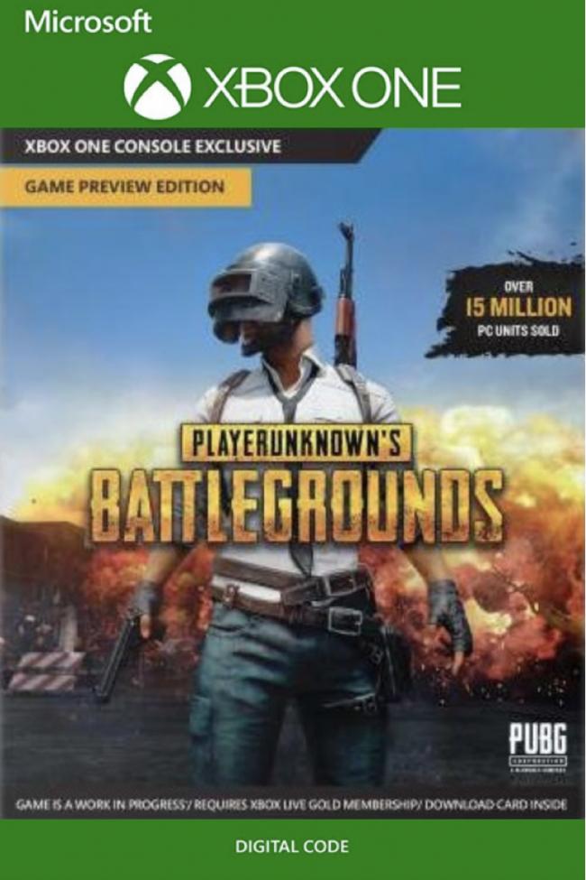 PlayerUnknown's Battlegrounds (Xbox One Digital Code) für 21,34€ (CDKeys)