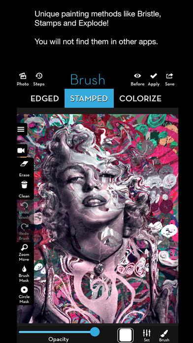 iColorama S - Bildbearbeitung kostenlos statt 3,49€ [iOS]