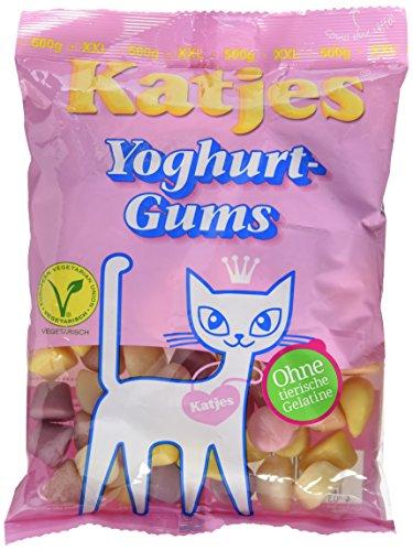 [AMAZON PRIME] Sparabo - 2 kg Katjes Yoghurt Gums, 4 -er Pack (4x 500 g)