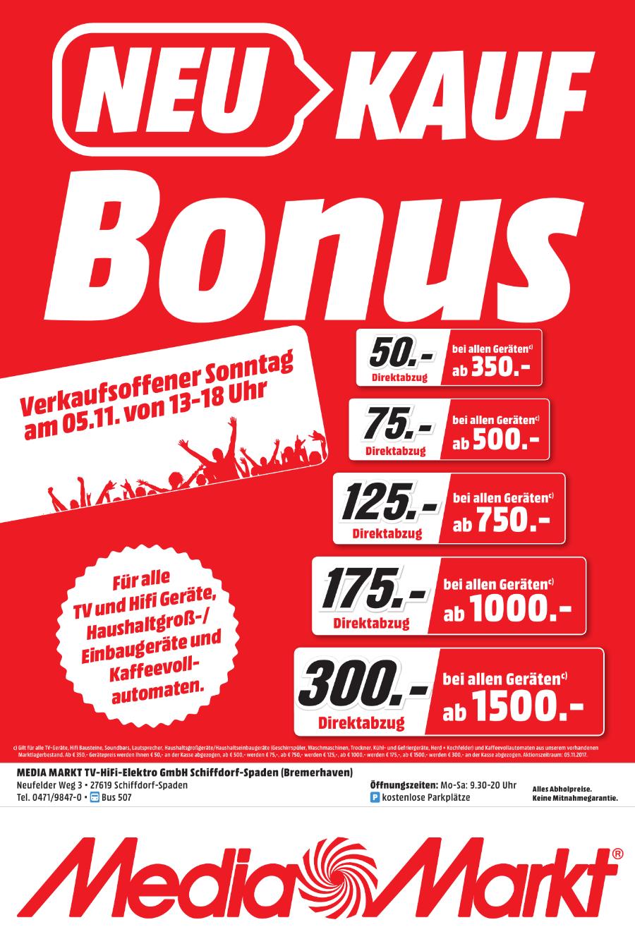 [Lokal] MM Bremerhaven Samsung UE65MU7009 nur heute! 1299€