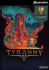 Tyranny Commander Edition (Steam) für 8,64€ (CDKeys)
