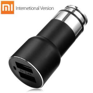 [Gearbest] Xiaomi Roidmi 2S: Music Bluetooth Car Charger, 2x USB, international Version