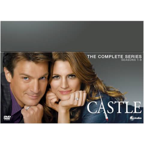 Castle - Die komplette Serie - DVD - zavvi