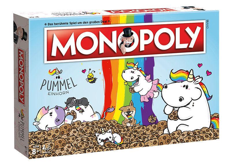 """[GLOBUS] Monopoly Edition """"Pummel Einhorn"""" für 29,99€"""