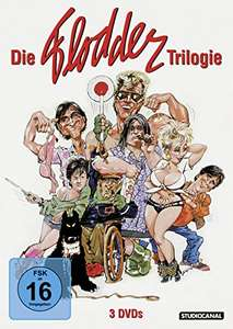 [Amazon Prime] Die Flodder Trilogie DVD (9,97€) Blu-ray (12,97€)