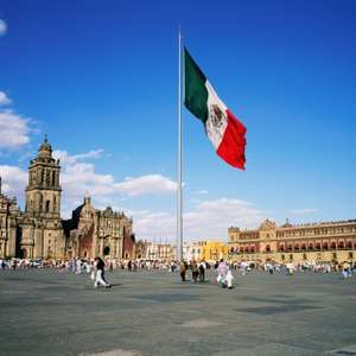 Flüge: Mexiko [Januar - März] - Hin- und Rückflug von Amsterdam nach Mexiko-Stadt ab nur 410€ inkl. Gepäck