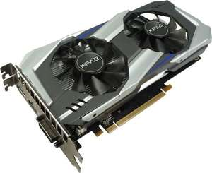 [one.de]KFA Grafikkarte NVIDIA GeForce GTX 1060 OC 6GB GDDR5