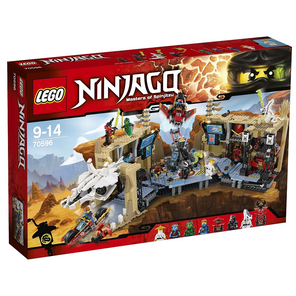 LEGO Ninjago - 70596 Samurai X Höhlenchaos