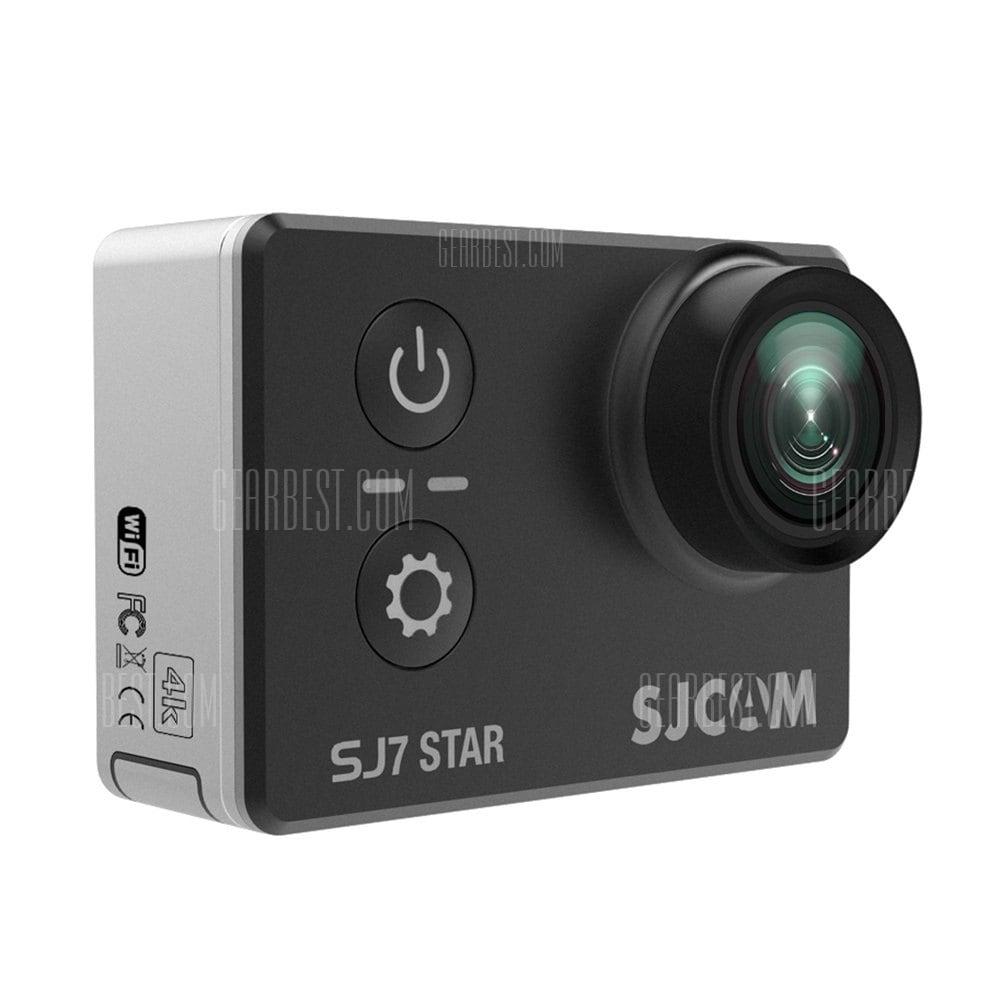 [Gearbest] SJCAM SJ7 STAR WiFi Action Camera 4K@30fps PVG: 147€