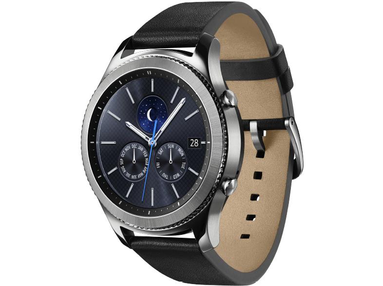 SAMSUNG Gear S3 Classic oder Frontier, Smartwatch