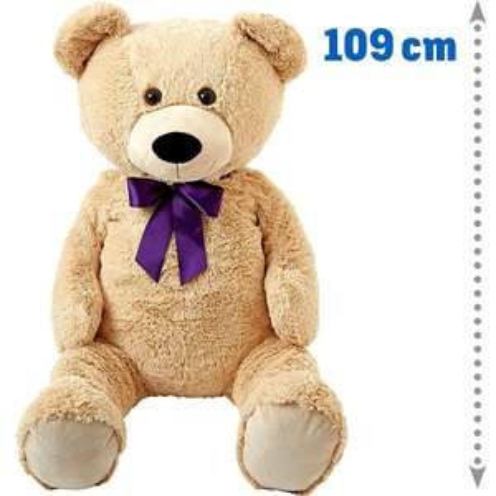 XXL-Bär 109cm bei Toys R Us [offline]